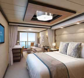 Sky Princess Luxury Living