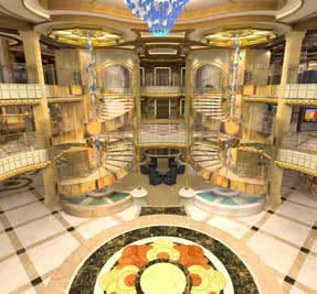 Sky Princess - Pure Luxury on The Seas