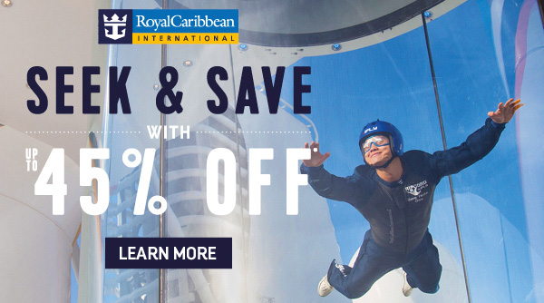 45% off Cruise Deals