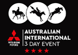 Australia's International 3 Day Event
