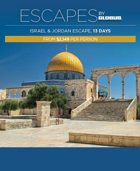 Israel and Jordon