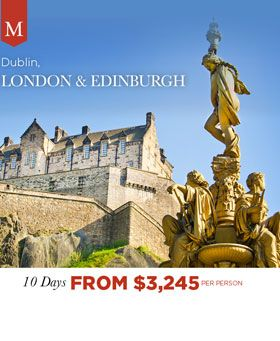 London and Scotland