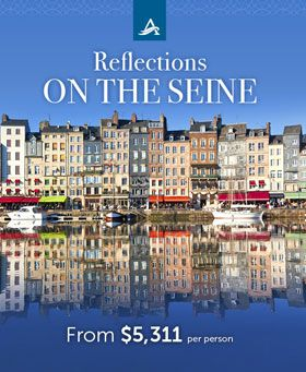 Avalon on Seine River