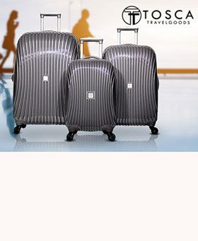Tosca Travel Luggage