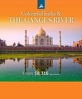 Cruise the Ganges River