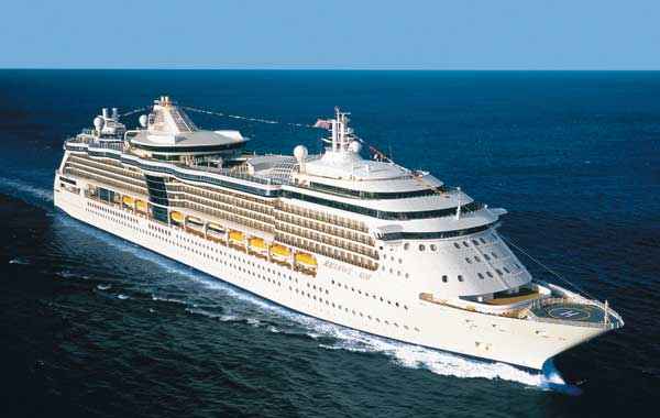 Radiance Cruise Ship